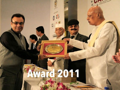 Award 2011 Private Detectives in Delhi